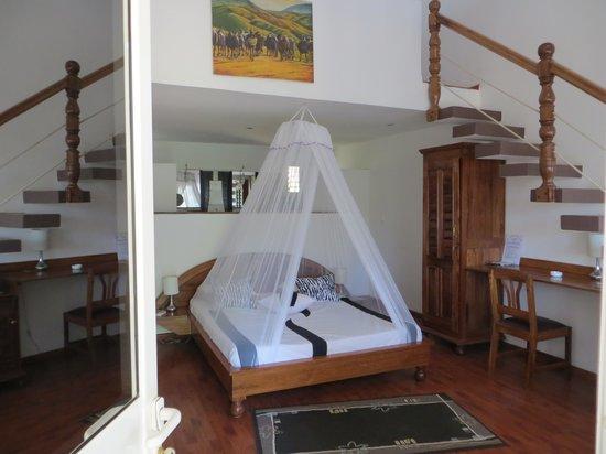 Hôtel Fishing Residence: chambre