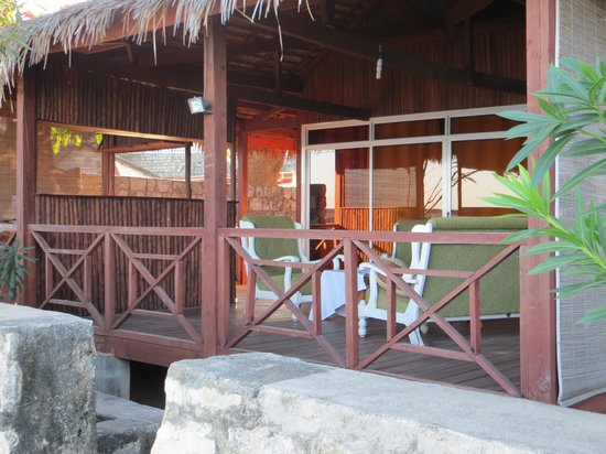 Hôtel Fishing Residence: restaurant