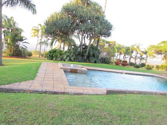 Mashutti Country Lodge: pool area
