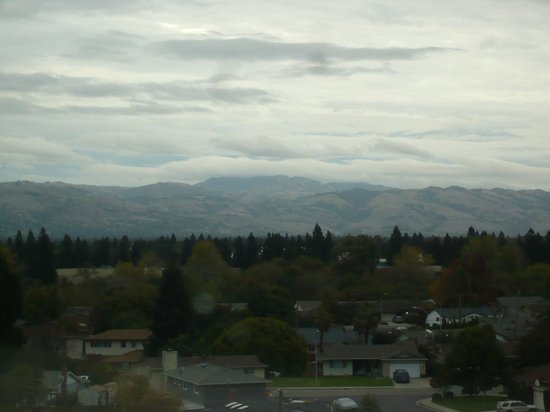 HYATT House Santa Clara : Nice view from the window