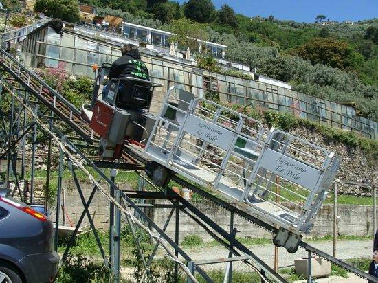 Agriturismo Le Pale: trattorino