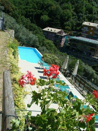 Agriturismo Le Pale : piscina