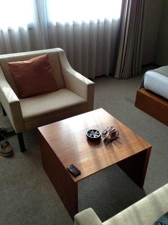 Claska: Sitzbereich