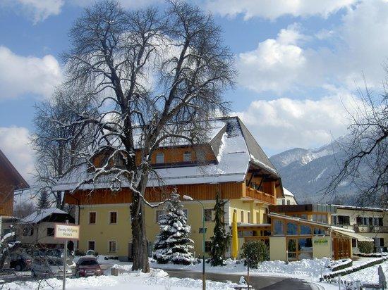 Hotel Restaurant Zollner: Hotel Zollner im Winter