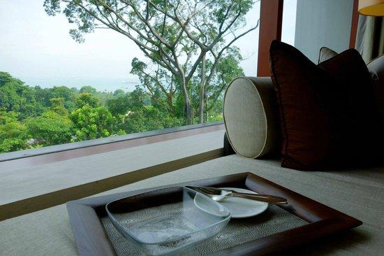 คาเปลลา สิงคโปร์: sea view