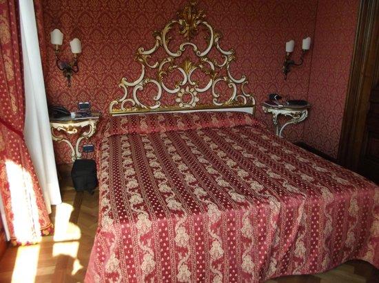 La Palazzina Veneziana: comfy bed