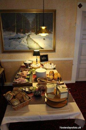 Bogense Hotel: Morgen buffe