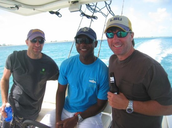 Providenciales: Heading Out