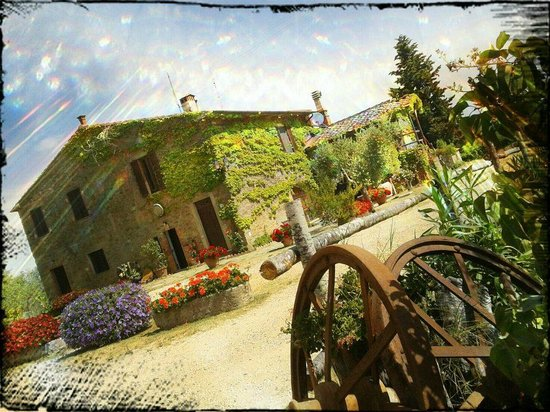 Montemaggiore Wine&Countryhouses: Offices