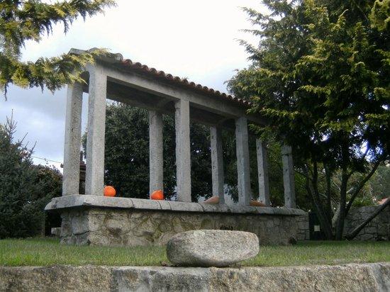 Quinta de Sao Sebastiao Hotel Rural : Jardim