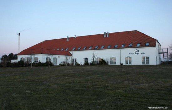 Hotel Soparken: Facaden