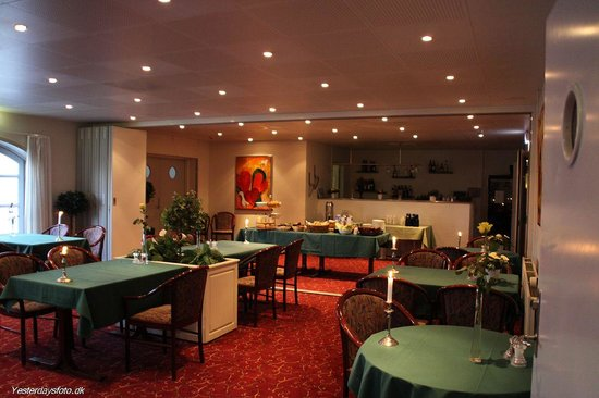 Hotel Soparken: Morgenbuffe