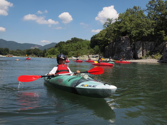 Wave Glide Kayak & Telemarkski