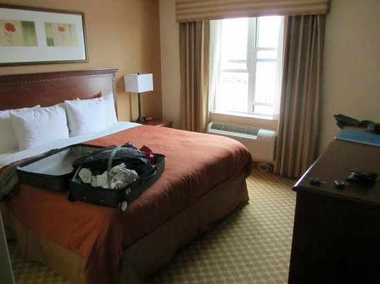 Queens County Inn And Suites Long Island City: Chambre Avec Lit King Size