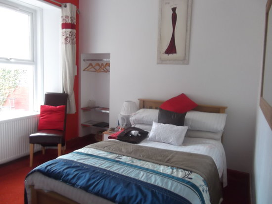 Strathallan Bed & Breakfast: Double Room Newly Refurbished