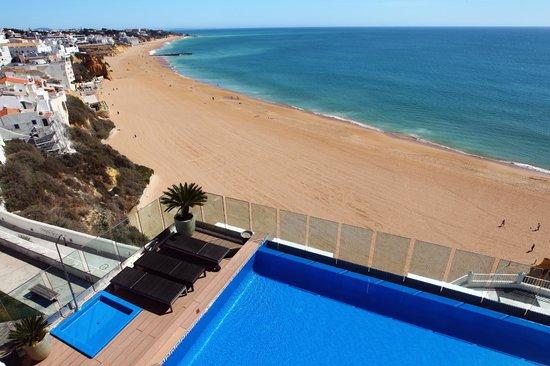 Star Hotel Albufeira Beachfront