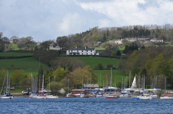 Brackenrigg Inn: View from Boat on Ullswater