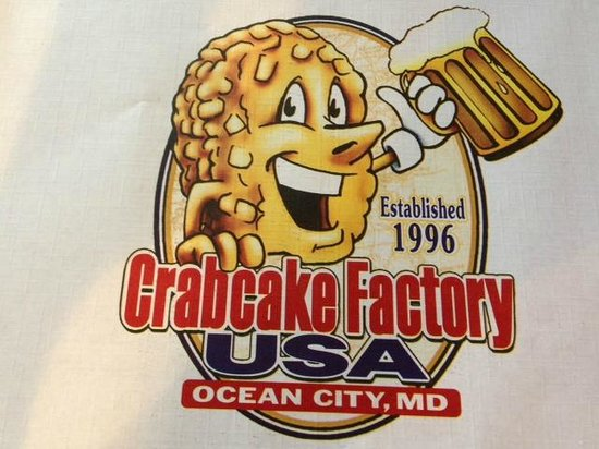 Crab Cake Express Ocean City Md