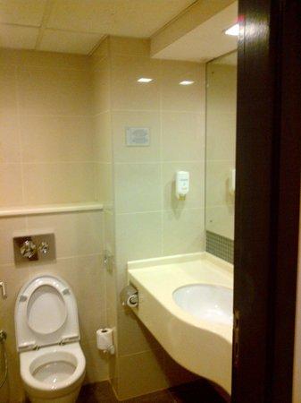 Bathroom Picture Of Citymax Hotel Bur Dubai Tripadvisor