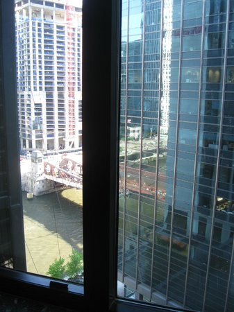 The Westin Chicago River North: Dalla finestra