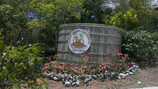 Virgin Islands Campground: Water Island Campground