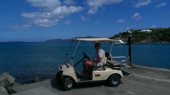 Virgin Islands Campground: Island Transportation