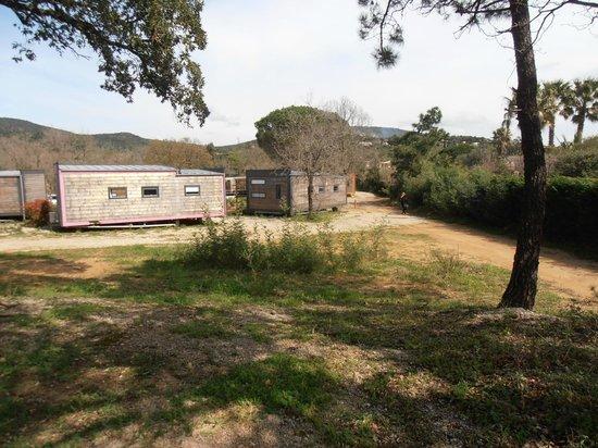 Domaine des Naïades : neue Mobilheime3
