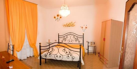 Bed and Breakfast Sant'Anna: camera matrimoniale
