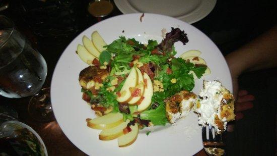 Cafe Chanson: appetizer