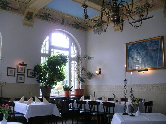 Restaurant Forsthaus Raschwitz: einer der drei Salons