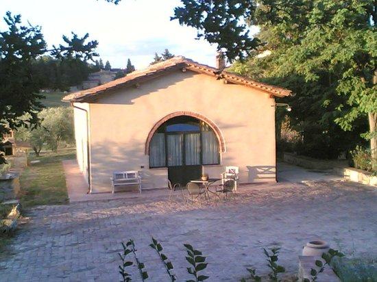 La Rotonda in Chianti: Aia