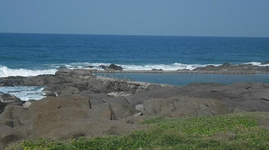 Ballito Backpackers: Local Natural tidal pool