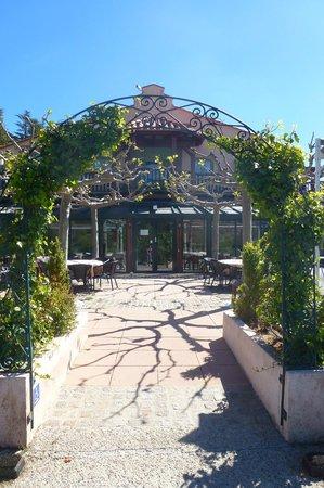 Domaine de Falgos : Restaurant