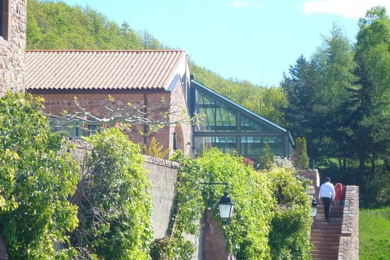 Domaine de Falgos: SPA et solarium tout eau fond