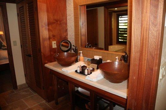 Little Palm Island Resort & Spa, A Noble House Resort: Bathroom