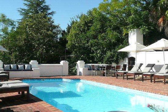 De Kloof Luxury Estate: zwembad