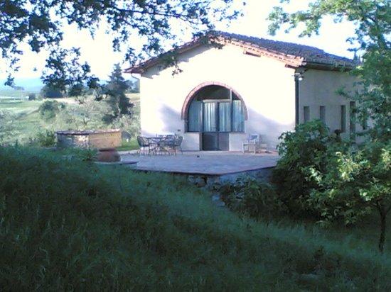 La Rotonda in Chianti: esterno
