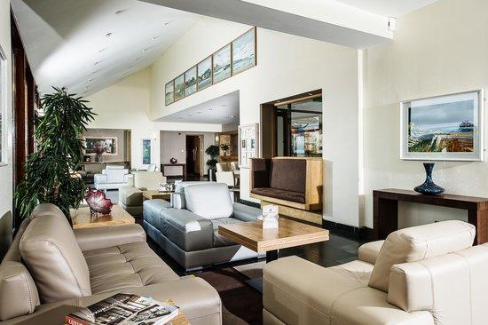 Ballyroe Heights Hotel: Lobby