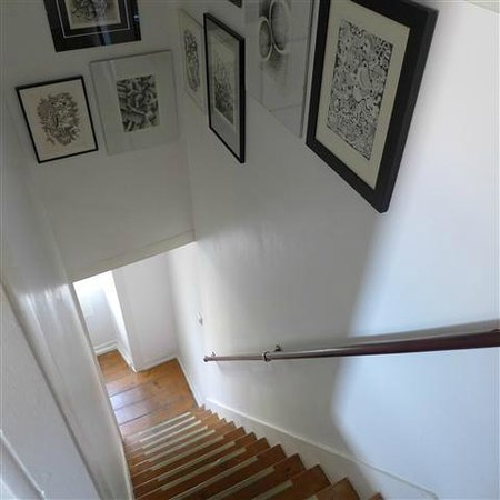 B&B ZUZABED : a few more stairs