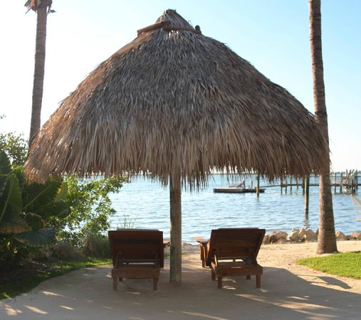 Little Palm Island Resort & Spa, A Noble House Resort: Seating