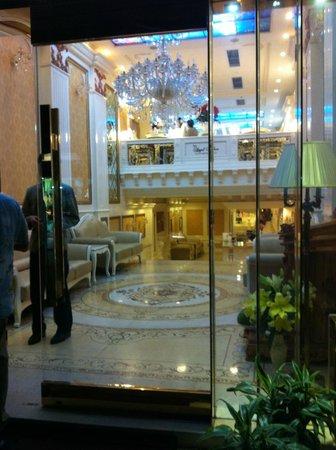 Angel Palace Hotel: Lobby