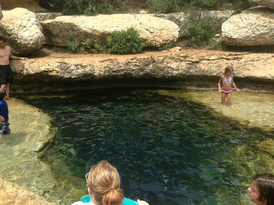 Wimberley, TX: Jacobs well