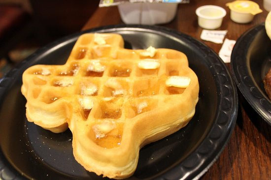 SpringHill Suites Dallas Downtown/West End: Breakfast
