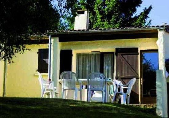 VVF Villages Saint-Jean-la-Vêtre : logements