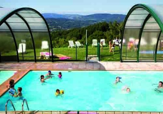 VVF Villages Saint-Jean-la-Vêtre : piscine