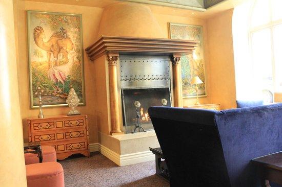 The Marker San Francisco, A Joie de Vivre Hotel: Lobby