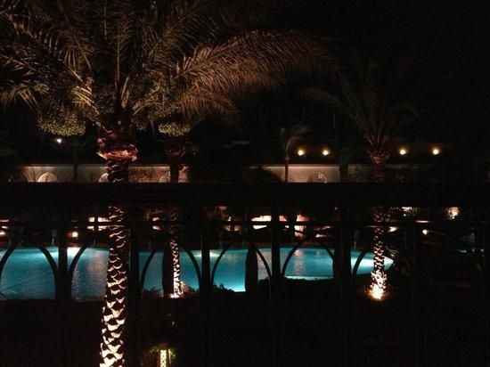 Baron Palms Resort Sharm El Sheikh: Vue depuis la chambre