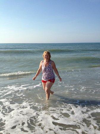 ساندكاسيل أوشيانفرونت ريزورت: la mer a deux pas