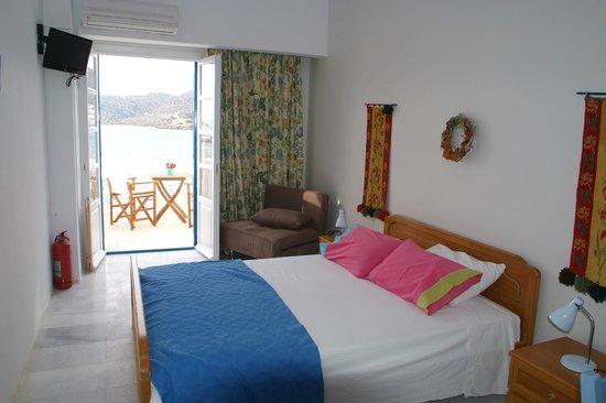 Porto Katapola Pension: The rooms at Porto Katapola / Amorgos