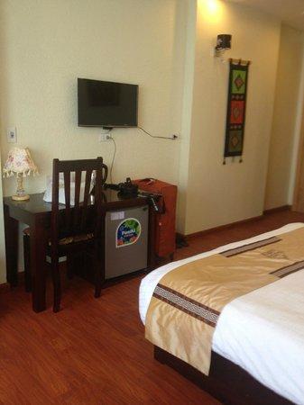 Sapa Lodge: Room